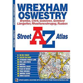 Wrexham AZ Street Atlas