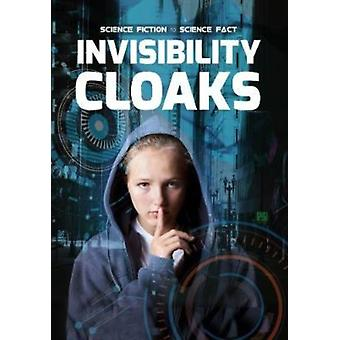 Invisibility Cloaks by Holly Duhig