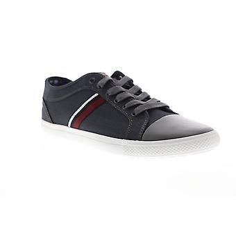 Ben Sherman Madison OX Homme Satoile Grise Low Top Sneakers Chaussures