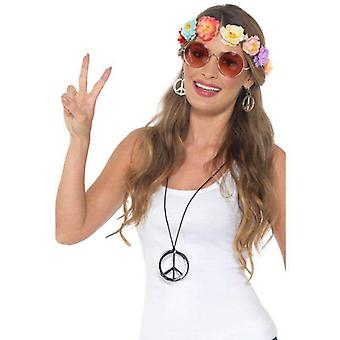 Hippie Festival Kit Adult Multi