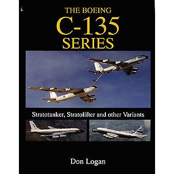 Boeing C135 Series Stratotanker Stratolifter and other Variants by Don Logan