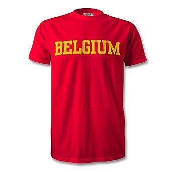 Belgia Country t paita