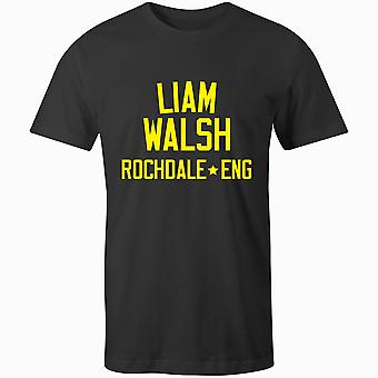 Liam Walsh T-skjorte for boksing