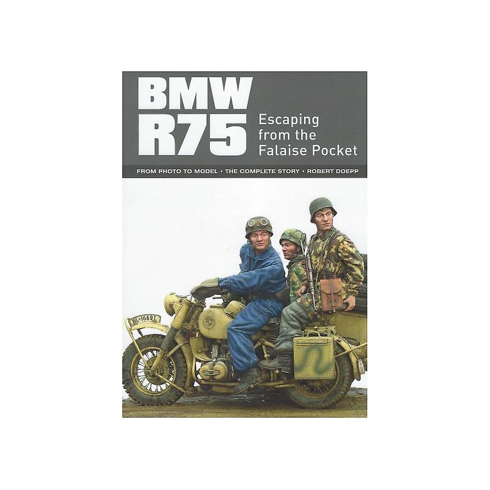 Book - Aircraft & Models BMW R75 Escaping From The Falaise Pocket - AFV Modeller BOOK