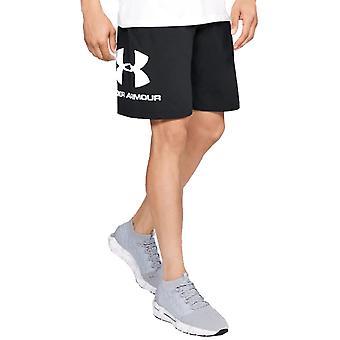 Under Armour Mens Sportstyle Logo Cotton Sweat Shorts