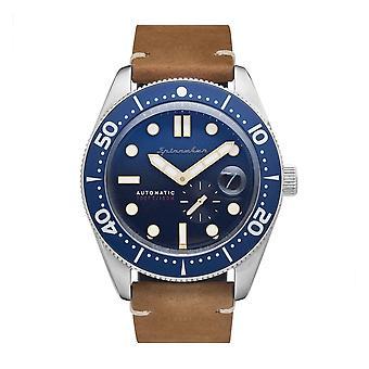 Spinnaker SP-5058-08 Gent's Croft Blue Dial Wristwatch