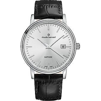 Claude Bernard - Watch - Men - Classic Gents 42mm - 53009 3 AIN