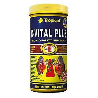 Tropical D-Vital Plus 600 Ml (Fish , Food , Warm Water)