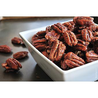 Pecans Cinnamon Flavoured -( 24.95lb Pecans Cinnamon Flavoured)