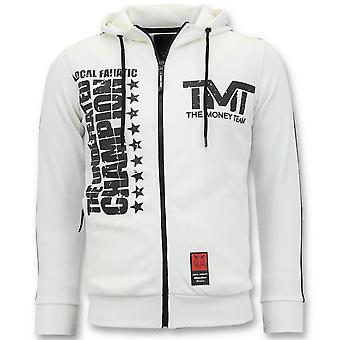 Trainingsvest  - TMT Floyd Mayweather - Wit
