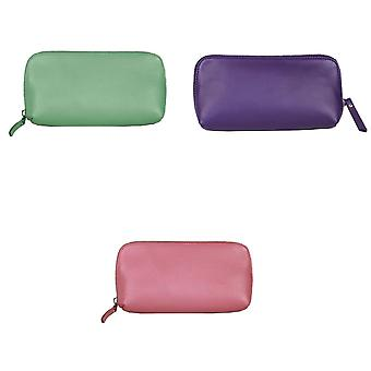 Eastern Counties Leather Womens/Ladies Avril Make Up Bag