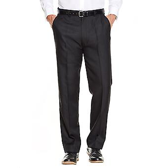 Chums Mens Quality Formal Smart Casual Work Trouser Pants Home/Office