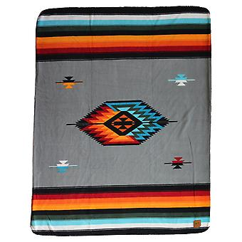 Slowtide Valen Beach Blanket in Smoke