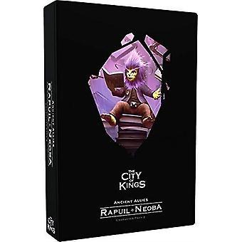 Mesto Kings Character Pack 2 Rapuil & Neoba