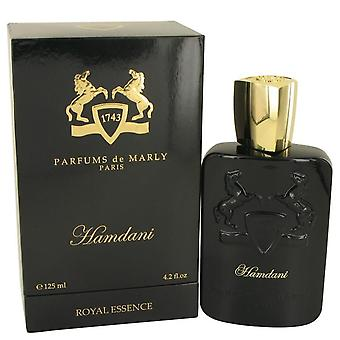 Hamdani Eau De Parfum Spray av Parfums De Marly 4.2 oz Eau De Parfum Spray