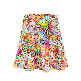 Shopkins Girl's Skater Skirt