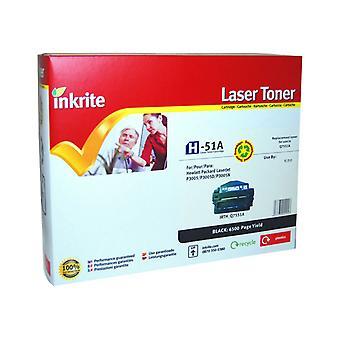 Inkrite Laser Toner Cartridge compatible with HP LaserJet P3005 / M3027 / M3035 Black