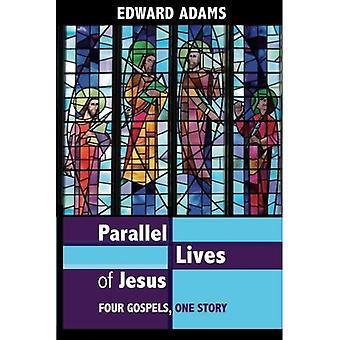 Parallele Leben Jesu: eine Erzählung-kritischen Führer zu den vier Evangelien