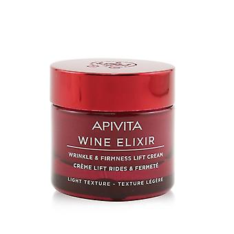 Apivita Wine Elixir Wrinkle & Firmness Lift Cream - Light Texture - 50ml/1.7oz