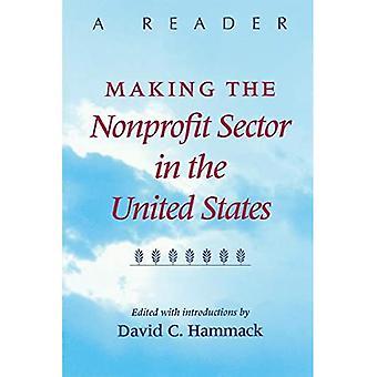 Å gjøre nonprofit sektor i USA