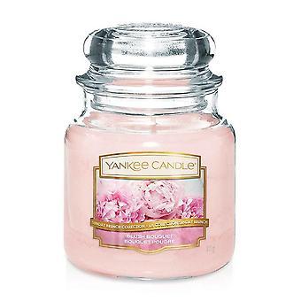 Yankee Candle Classic Medium Jar Blush Bouquet 411g