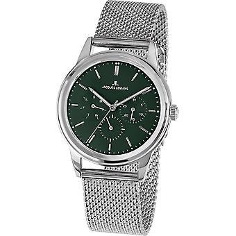 Jacques Lemans - Wristwatch - Men - Retro Classic - - 1-2061I