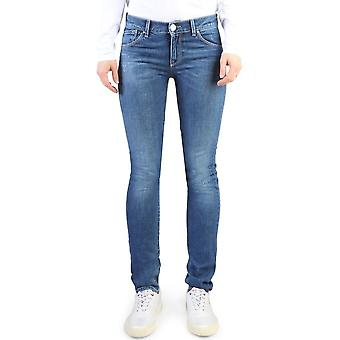 Armani Jeans - Vaatetus - Farkut - C5J23_5E_15 - Naiset - Sininen - 23