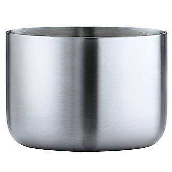 Blomus snack bowl bowl BASIC small stainless steel matt 220 ml Contents