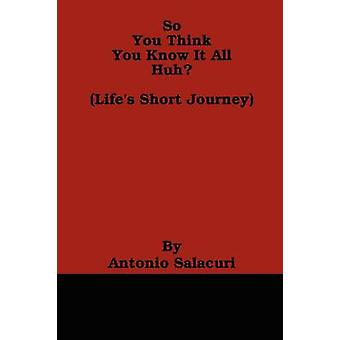 So You Think You Know It All Huh by Salacuri & Antonio