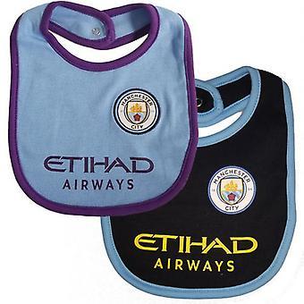 Manchester City 2 Pack Bibs PL