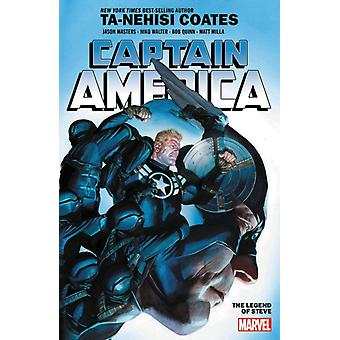 Captain America By Tanehisi Coates Vol. 3 The Legend Of St by TaNehisi Coates