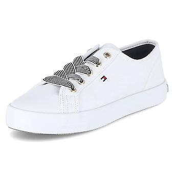 Tommy Hilfiger Essential Nautical FW0FW04848YBSWHITE universal all year women shoes