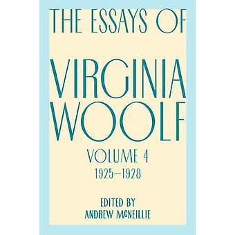 Essays of Virginia Woolf - Vol. 4 - 1925-1928 by Virginia Woolf - 978