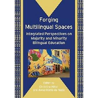 Smide flerspråkig Spaces - integrerat perspektiv på majoritet och