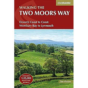 The Two Moors Way - Devon's Coast to Coast - Wembury Bay to Lynmouth by