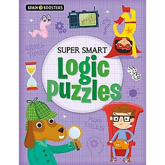 Brain Boosters - Super-Smart Logic Puzzles by Graham Rich - 9781789503
