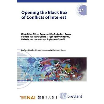 Opening the Black Box of Conflicts of Interest by Olivier Caprasse -