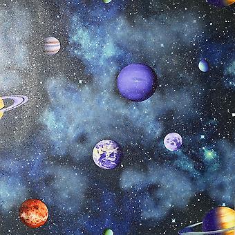 Solární planety Tapety Námořnická / Multi Arthouse 296000