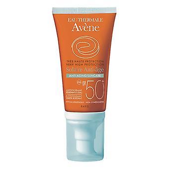 Anti-aldring Krem Avene Solaire Haute Spf 50+ (50 ml)