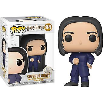 Harry Potter Severus Snape (Yule) Pop! Winylu