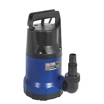 Sealey Wpc150 Submersible Water Pump 150Ltr/Min 230V