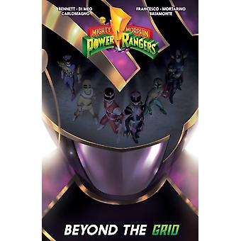 Mighty Morphin Power Rangers Beyond the Grid by Ryan Parrott
