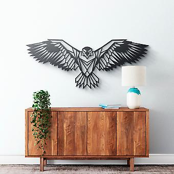 Metal Wall Art - Hawk