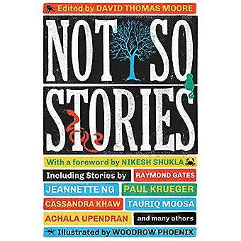 Not So Stories by David Thomas Moore - 9781781087800 Book
