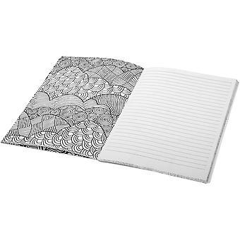 Opsommingsteken Doodle kleur therapie Notebook
