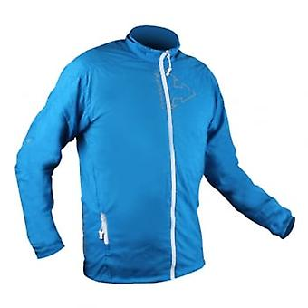 Raidlight Womens Ultra Windproof Running Jacket (2018) Electric Blue