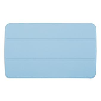 "Slim Compact PU Magnetic Leather Case Cover for LG G Pad F 8""[Light Blue]"