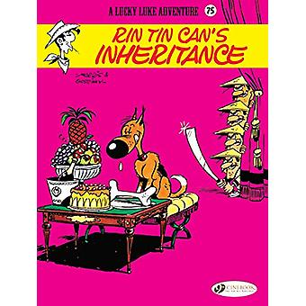Lucky Luke Vol 75 - Rin Tin Can's Inheritance by Rene Goscinny - 97818