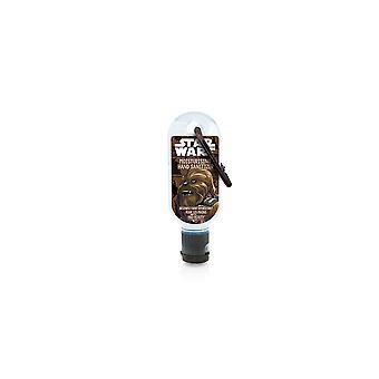 Disney Star Wars clip & desinfectante de manos limpio