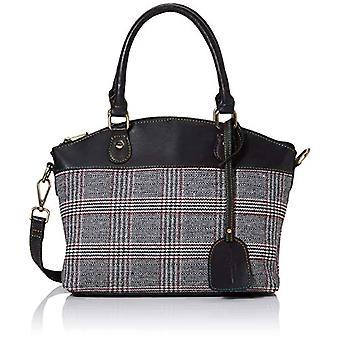 Laura Vita 2982 - Black Women's Tote Bags (Schwarz (Noir)) 12x25x34 cm (B x H T)